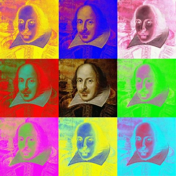 Brush up your Shakespeare
